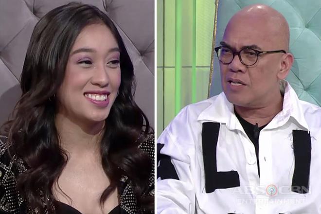 King of Talk Boy Abunda, may advice kay former Idol Philippines 2019 finalist Fatima Lagueras