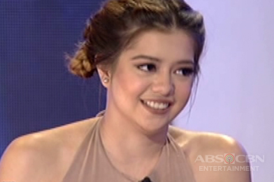 Sue Ramirez says her father is watching her journey to stardom from heaven