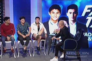 Fast Talk with Hashtags Paulo, McCoy and Ronnie: Mahirap bang maging pogi?