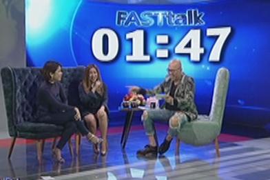 Fast Talk with Klarisse De Guzman and Angeline Quinto Image Thumbnail