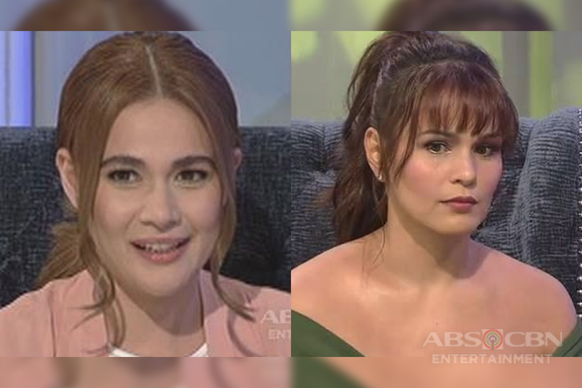 WATCH: Iza Calzado gamely answers the intriguing questions from netizens!