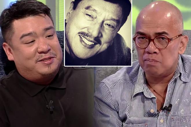 Vandolph at Tito Boy, inalala ang panahong inalok si Dolphy na tumakbong presidente Image Thumbnail