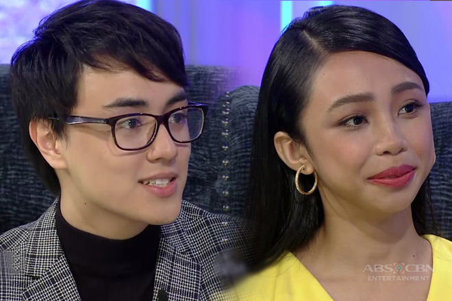 TWBA uncut interview with Maymay Entrata and Edward Barber