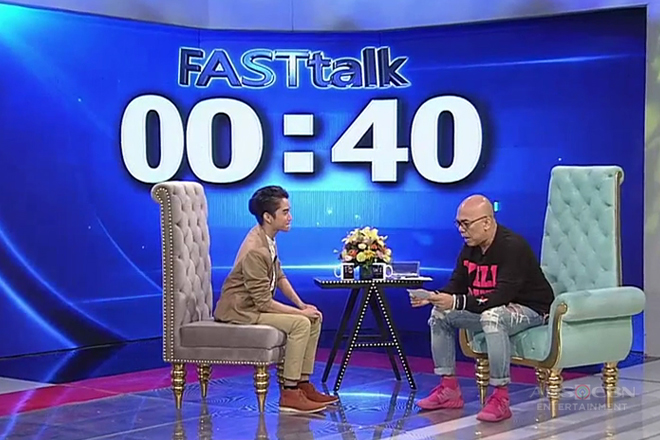 Fast Talk with Zaijian Jaranilla Image Thumbnail