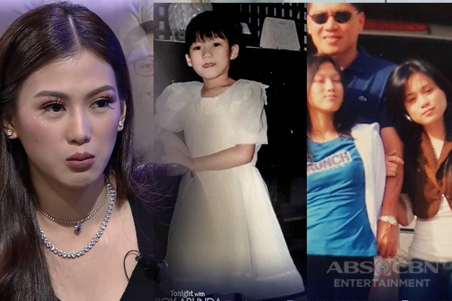 Alex Gonzaga shares unforgettable stories behind her throwback photos