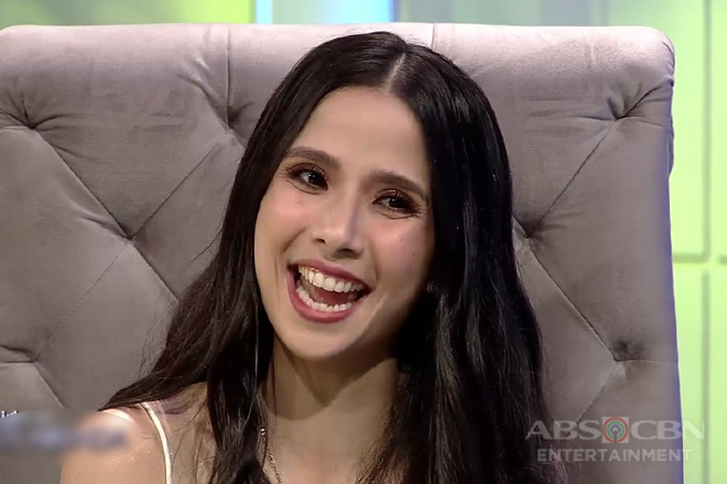TWBA Fast Talk with Maxene Magalona