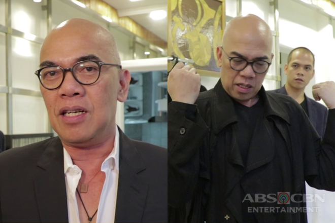 Setting the Trend: Boy Abunda on his ABS-CBN Ball 2018 Look