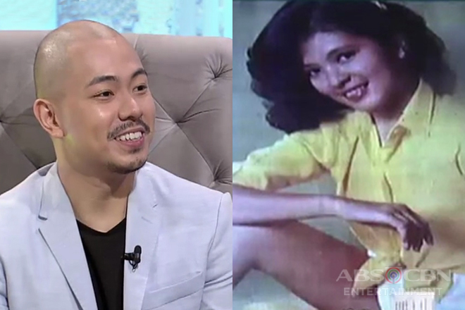 TWBA: Bryan's reaction to his mom's throwback photo: