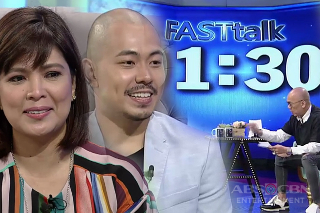TWBA: Fast Talk with Bryan Revilla and Lani Mercado-Revilla