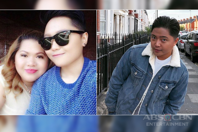 Jake Zyrus says his mother is his weakness Image Thumbnail