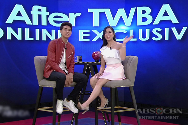 TWBA Online Exclusive: DonKiss, sumalang sa Truth or Dare challenge!