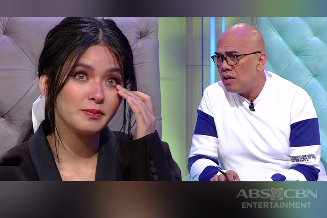 TWBA UNCUT: Loisa Andalio's full interview with Tito Boy