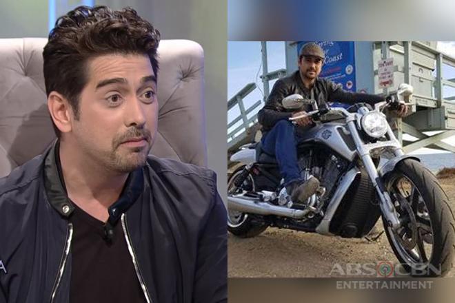 TWBA: Paano nag-react si Ian sa fake news na namatay siya sa isang motorcycle accident?