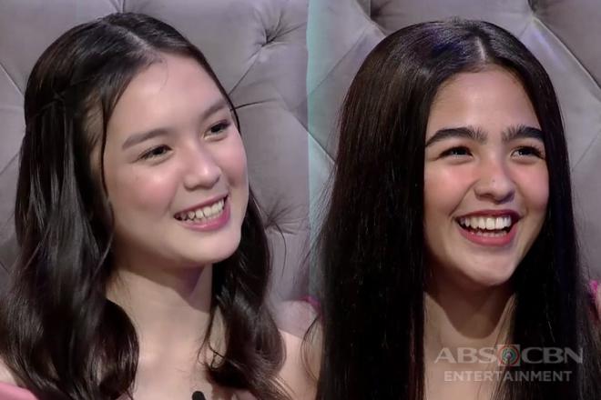 TWBA: Sinong cutest Kapamilya actors para kina Francine at Andrea?