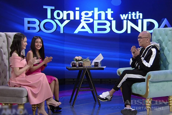 TWBA UNCUT: Francine and Andrea's full interview with Tito Boy