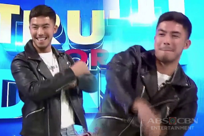 TWBA: Truth or Dare challenge with Tony Labrusca Image Thumbnail