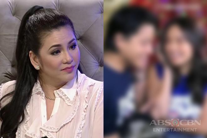 TWBA: Sino ang paboritong love team ni Regine?