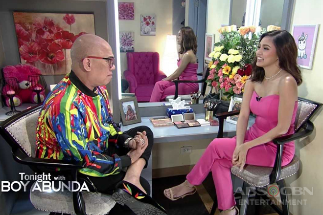 TWBA UNCUT: Kim Chiu's Dressing Room Exclusive Interview with Boy Abunda