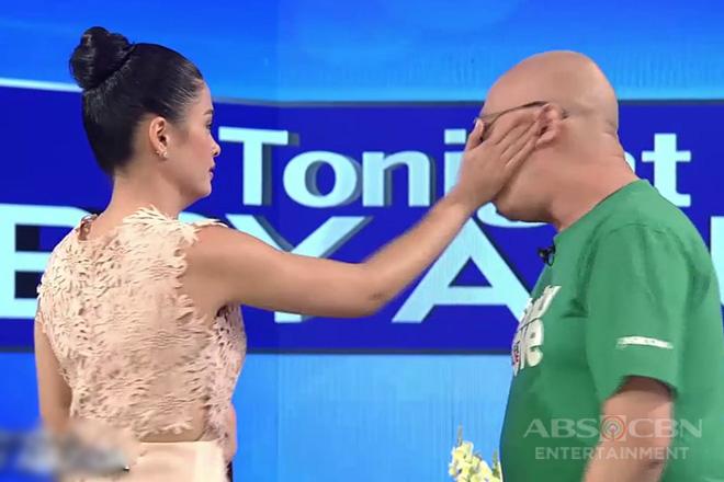 TWBA: Yam, ipinatikim ang kanyang sampal kay Tito Boy