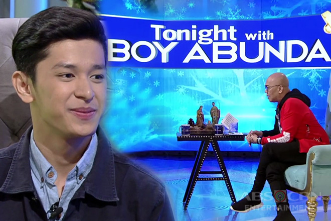 TWBA UNCUT: Aljon Mendoza's full interview with Boy Abunda