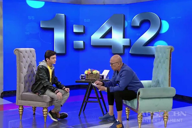 TWBA Fast Talk with Seth Fedelin