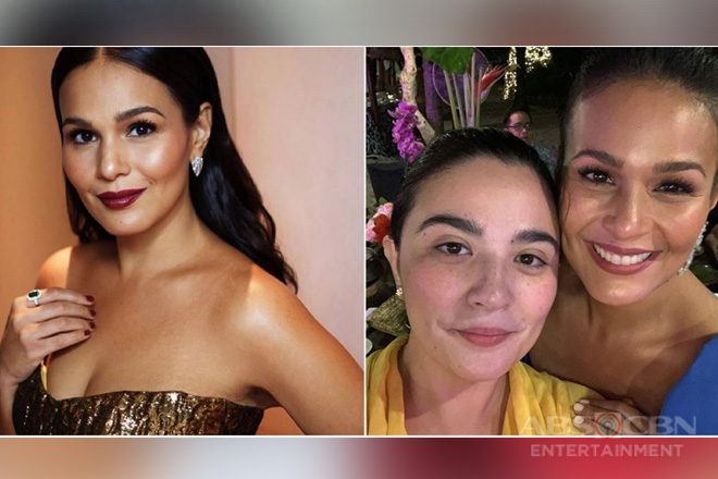 Iza Calzado shares how her friendship with Sunshine Dizon started