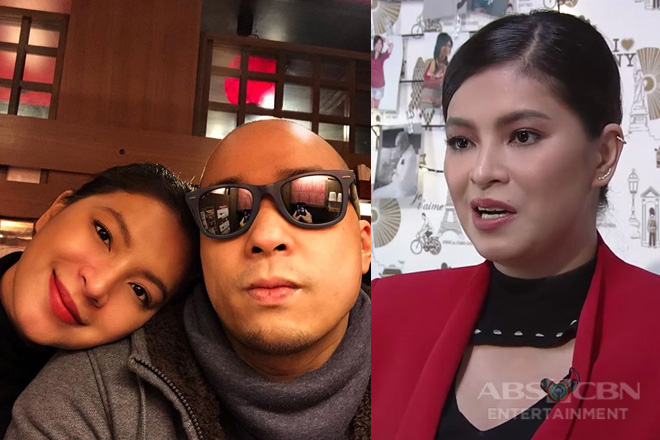 "Angel Locsin on Neil Arce: ""He is my happiness. I'm sure he is my partner in crime"" 