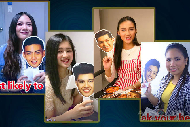 "TWBA ONLINE EXCLUSIVE: Kaori, Karina, Jelay & Lie take on the ""Most Likely To"" challenge"