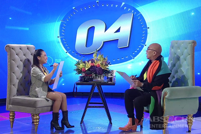 TWBA UNCUT: Lie Reposposa's full interview with Boy Abunda