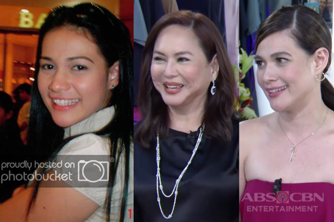 TWBA: Bea Alonzo recalls the first time she met Charo Santos