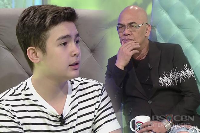 TWBA: Anak ni Isko na si Joaquin, nagpakitang gilas sa pag-arte kay Tito Boy