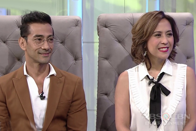 "TWBA: Raymond Bagatsing and Rachel Alejandro talk about their movie ""Quezon's Game"""