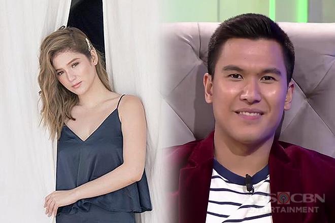TWBA: Bagong housemate na si Gino, may mensahe sa kanyang showbiz crush na si Barbie Imperial