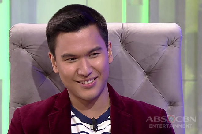 TWBA: Fast Talk with PBB Otso Batch 4 Housemate Gino Roque IV