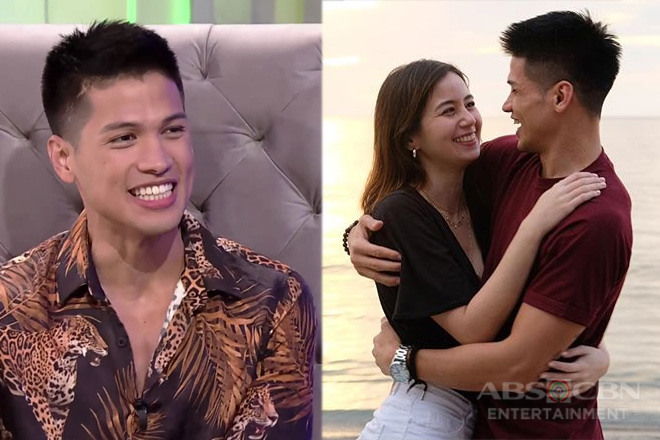 """I can't live without her"": Vin Abrenica opens up about his relationship with girlfriend Sophie Image Thumbnail"