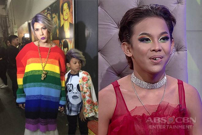 TWBA: Awra, ni-reveal na pinag-shopping siya noon ni Vice Ganda na worth 50,000 pesos
