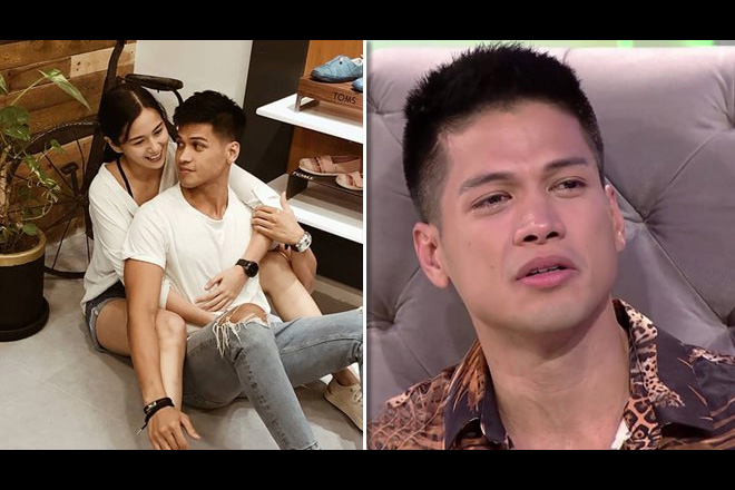 Vin Abrenica on Sophie Albert: 'I realized na I can't live without her'