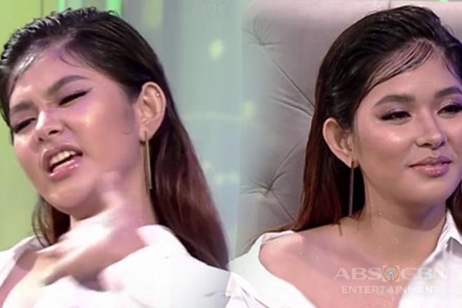 TWBA: Loisa Andalio, ibinida kay Tito Boy ang kanyang husay sa pag-rap